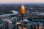 Sydney Tower Eye Entry with 4D Cinema Experience - Child