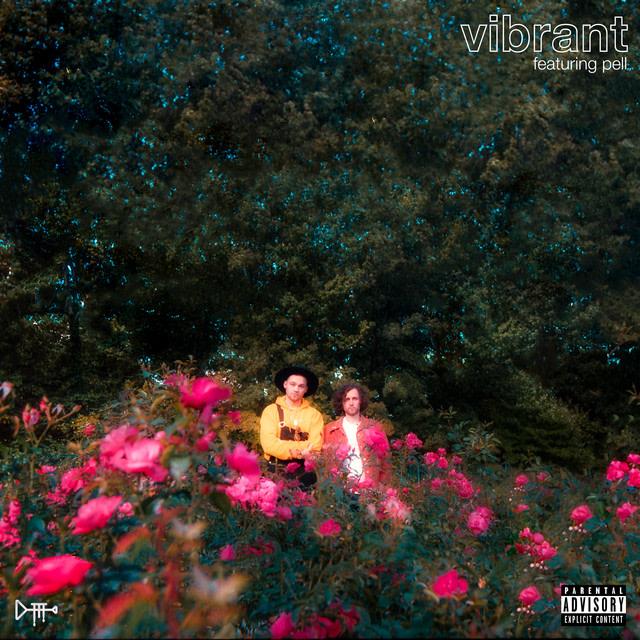 Brasstracks - Vibrant album artwork