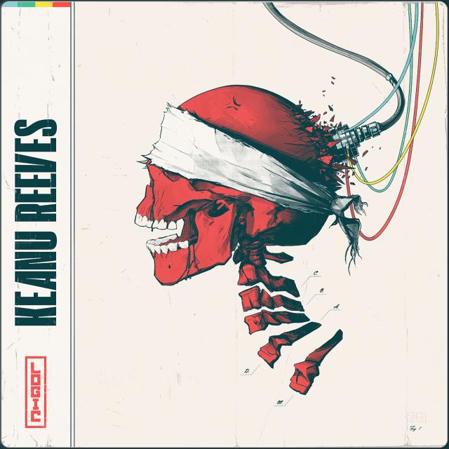 Logic - Keanu Reeves - Single album artwork