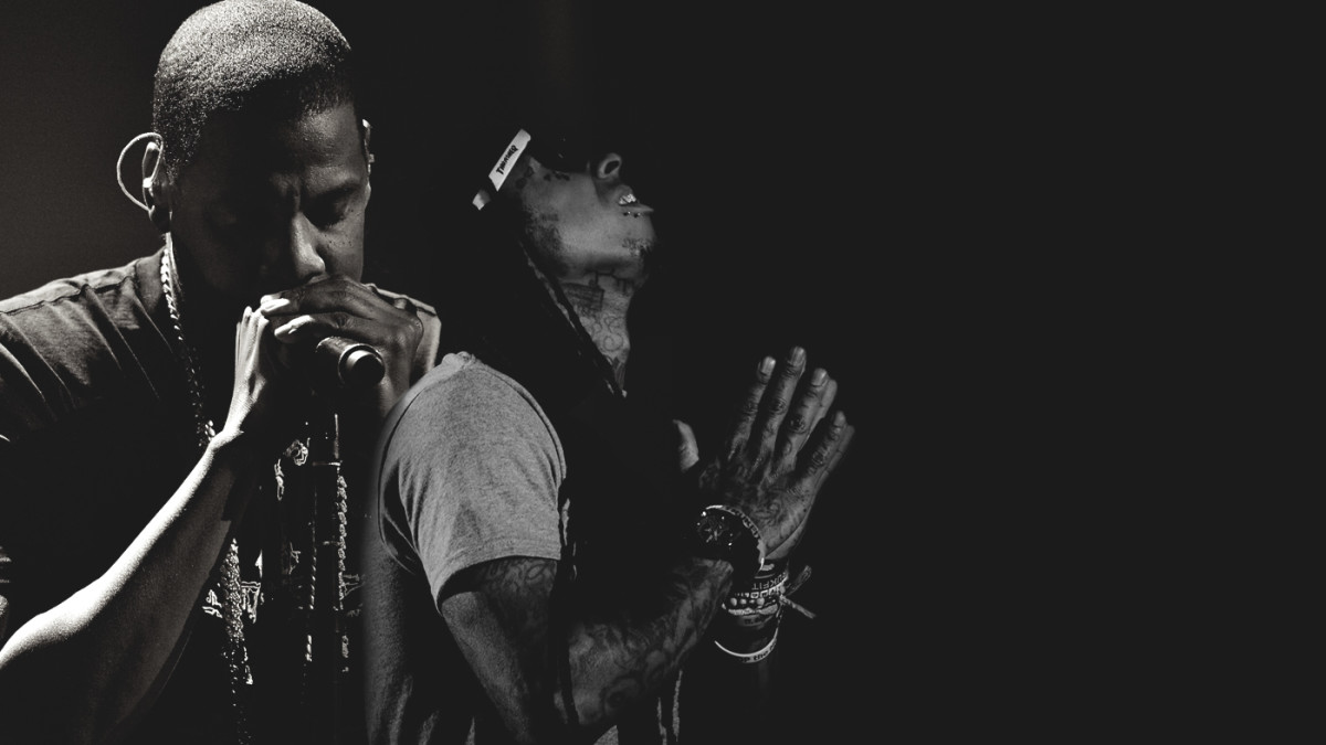 Keeping up with the carters a timeline of jay z lil waynes apr 12 2017 malvernweather Choice Image