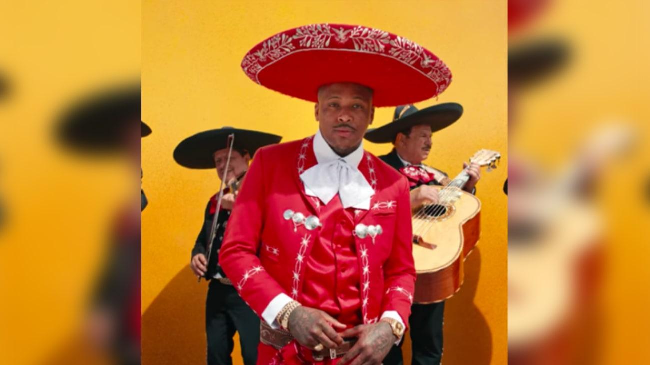 yg goes mariachi in his  u0026quot go loko u0026quot  video