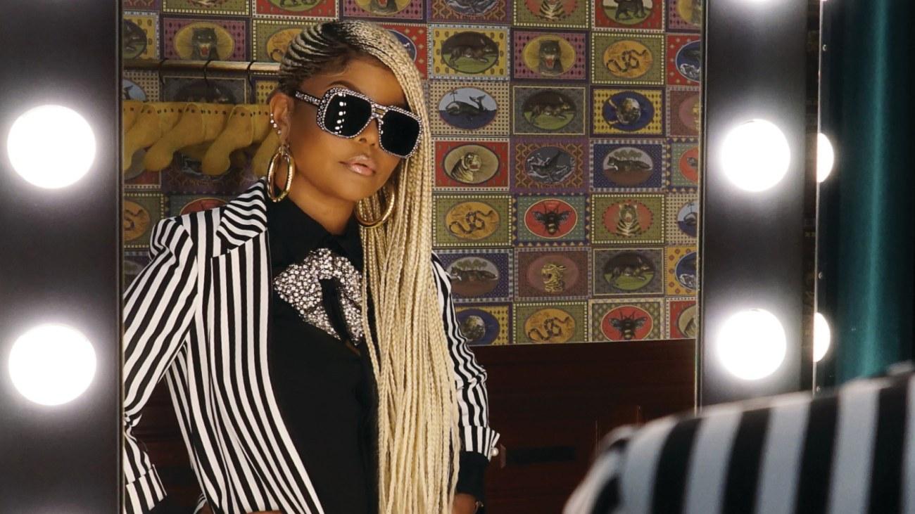 The Remix: Hip Hop x Fashion' gives women in hip hop fashion