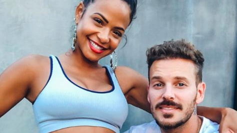 Congrats! Christina Milian announces her second pregnancy