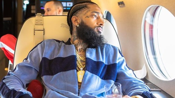 Nipsey Hussle reveals joint album with Meek Mill is in the