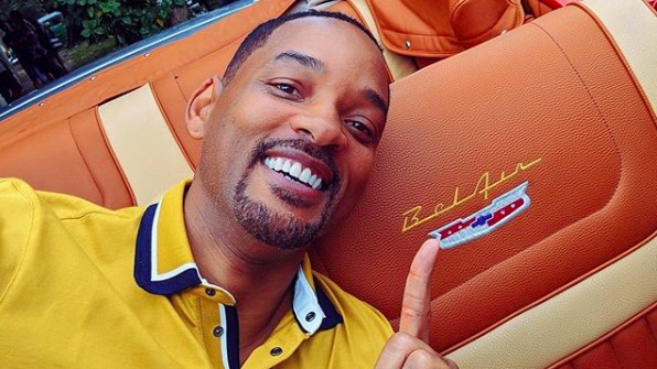 Will Smith to Play Venus, Serena Williams' Dad in Movie 'King Richard'