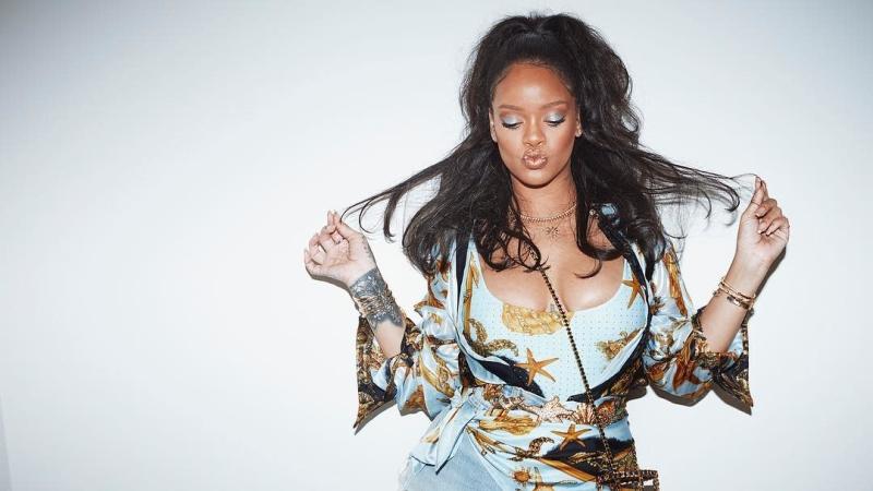 Rihanna is 2017's most streamed female artist on Spotify   REVOLT
