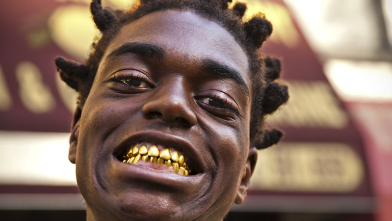 774cb833c80 Kodak Black backtracks after saying Lil Wayne
