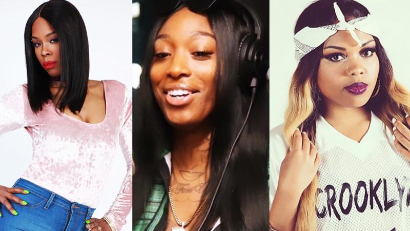 Babs Bunny, Ms  Hustle, Jaz the Rapper & more talk Jermaine