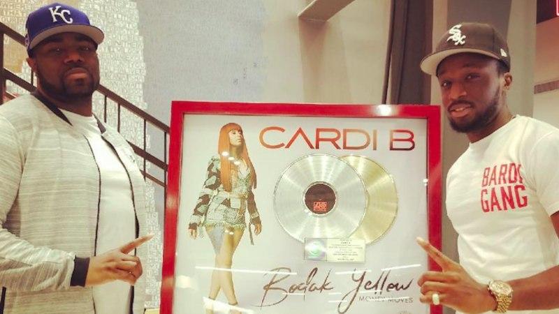 Studio Sessions I J  White Did It talks producing Cardi B's
