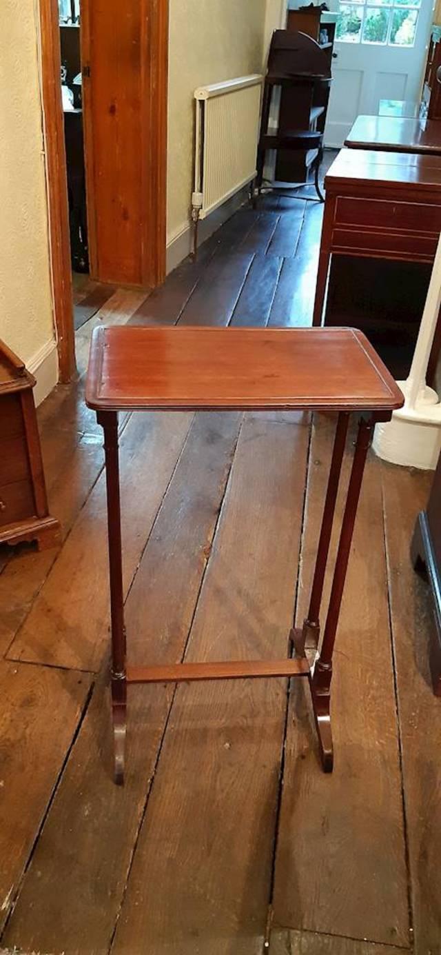Small Regency lamp or drinks table