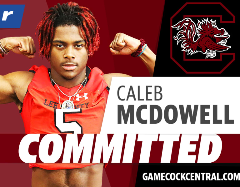Photo of South Carolina gets an exciting RB in Caleb McDowell