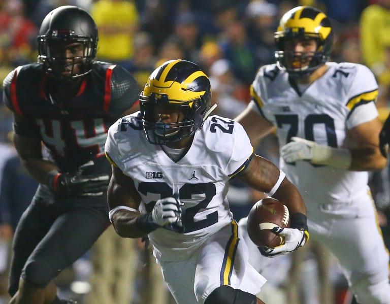 TheWolverine - Michigan Football Video: Karan Higdon