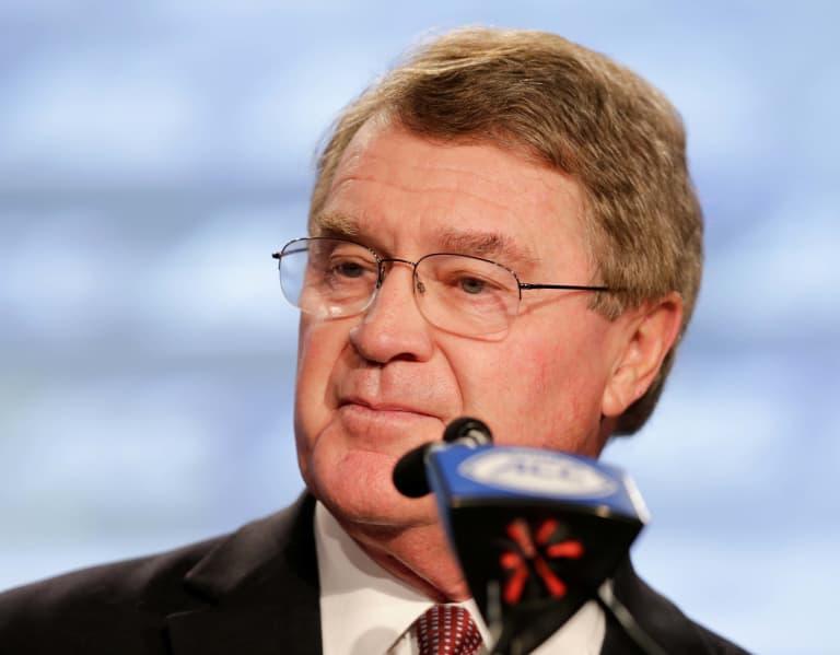 commissioner john swofford spoke - 768×599