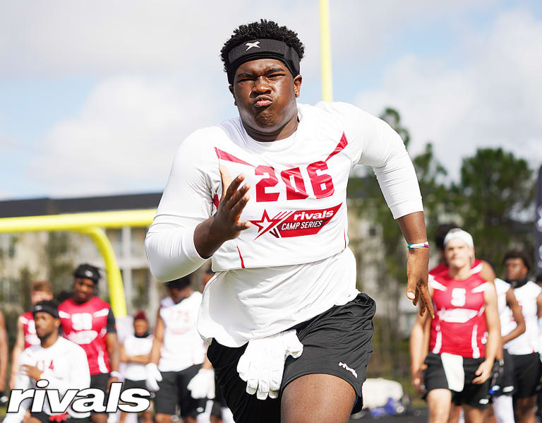 TheWolverine - Michigan An Intriguing Option For Elite 2022 DT Tyler Booker