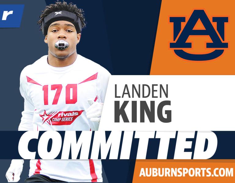 Photo of Texas TE Landen King commits to Auburn