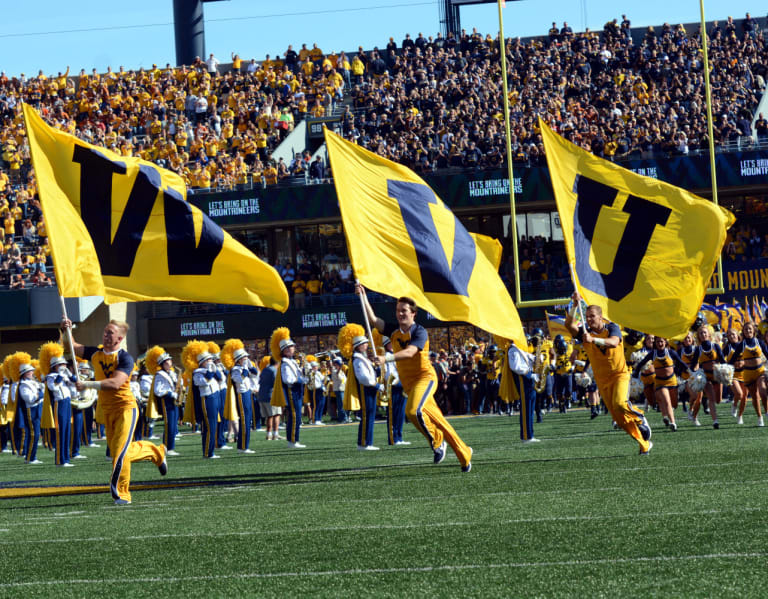 WVSports - Game Preview: West Virginia football vs. Iowa State