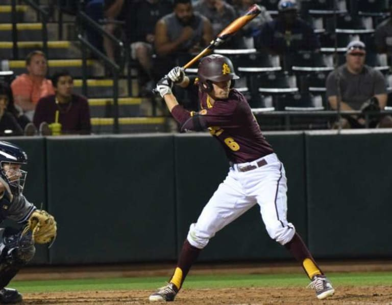 ASUDevils - Monstrous fourth inning earns Sun Devils fifth straight win