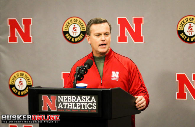 Billy Devaney was recently hired as Nebraska's Executive Director of Player Personnel.