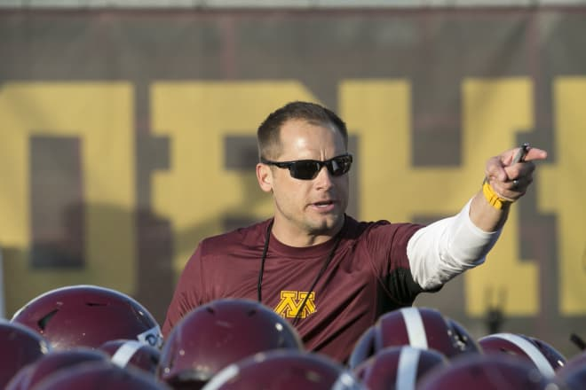 Minnesota head coach P.J. Fleck will be making his Big Ten Media Day's debut this week.