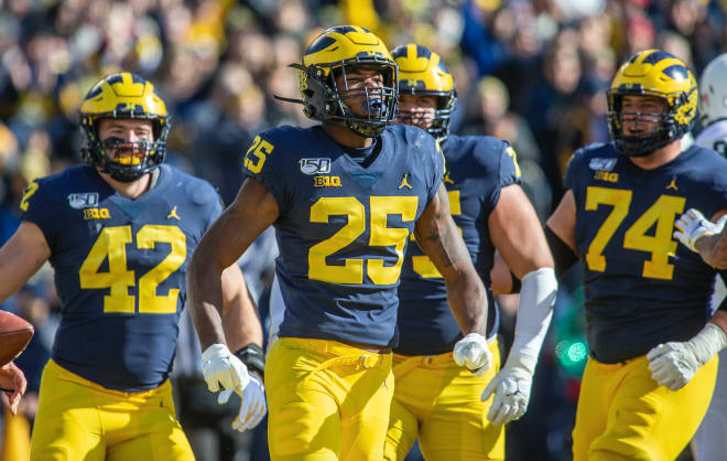 TheWolverine - Instant Recap: Michigan Takes Down MSU, 44-10, In The Big House