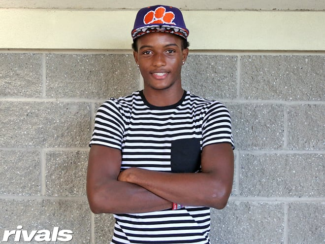 Four-star wideout Dacari Collins had been leaning to Clemson for months.