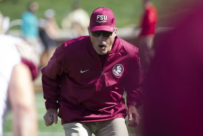 FSU tight ends coach Tim Brewster follows Jimbo Fisher to Texas A&M