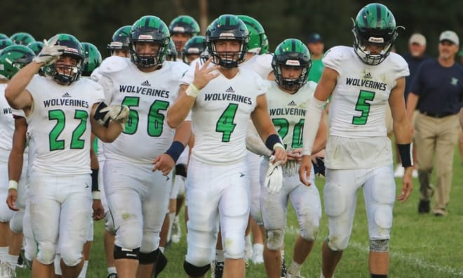 Woodgrove knows it cannot get behind against Lake Taylor the way it did against Massaponax and Broad Run earlier this season