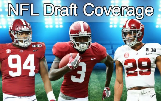 How and when to watch the NFL Draft
