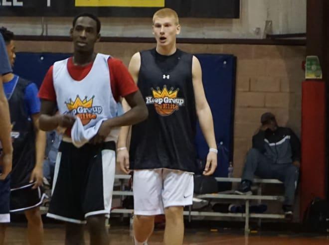 TheKnightReport - Basketball-turned-football prospect now on Rutgers' radar