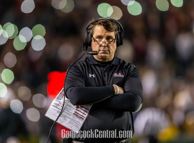 GamecockCentral - Muschamp addresses potential staff changes, what's hindered progress