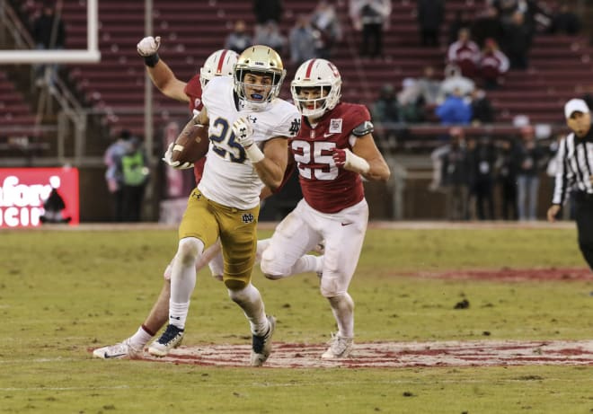 BlueAndGold - Offensive Grades: Why It's So Exciting To Watch Braden Lenzy