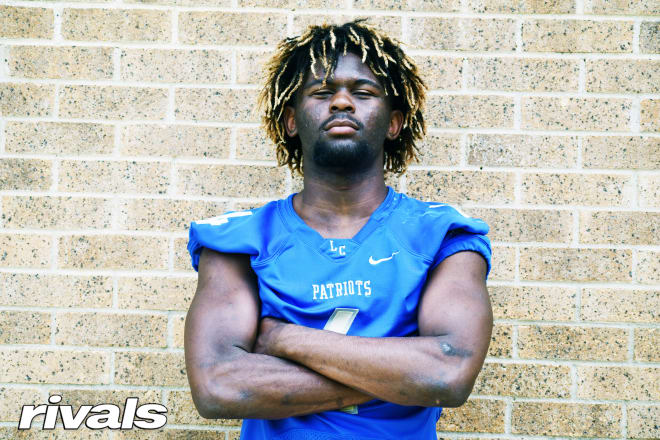 Five-star Camar Wheaton is one of three running backs in the 2021 class with a Notre Dame offer