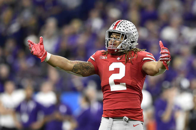 Defensive end Chase Young will lead this Ohio State defense that returns nine starters in 2019.