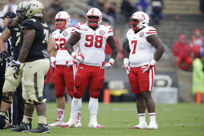 Nebraska DT's Vincent Valentine and Maliek Collins became the first ever pair of underclassmen to declare for the NFL Draft in the same year at NU since 2005.