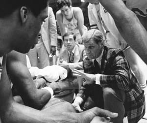 Head coach Norm Sloan and the Wolfpack hosted No. 1 Notre Dame in 1979. The Irish return to Raleigh on Saturday for an ACC contest.