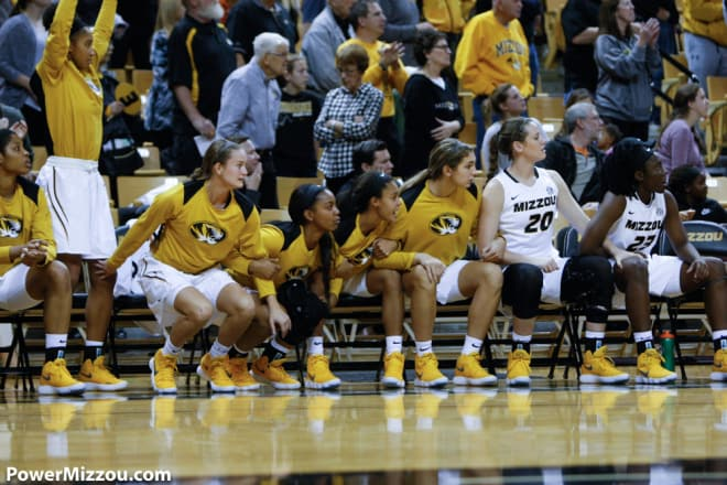 Mizzou WBB upsets SC for the second straight year