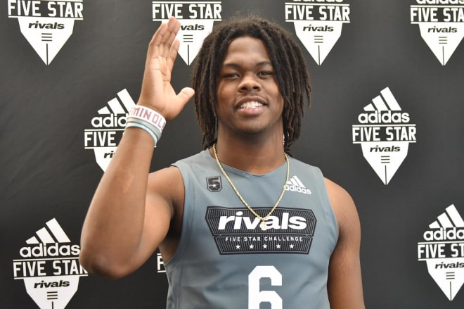 Warchant - Five-Star Challenge Diary: FSU commit McCluster breaks down day one