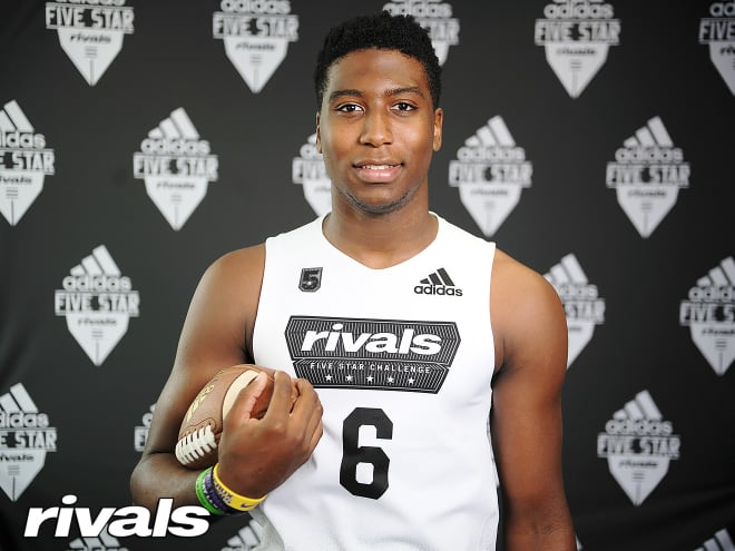 The latest on 2020 drop end target Phillip Webb