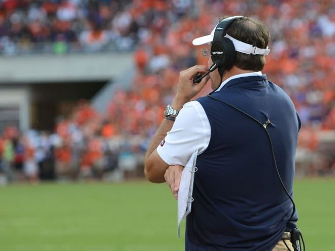 Malzahn believes that some minor adjustments will put Auburn back into Western Division contention next season.