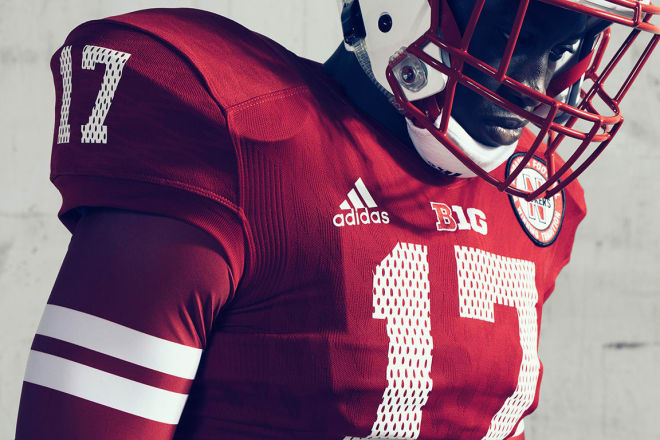"Nebraska's new contract with Adidas will have two ""look in"" periods on the deal, something Louisville's new deal doesn't have."