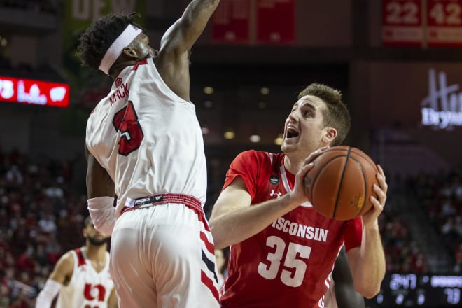 Men's Basketball: Wisconsin takes down Purdue at home behind Ford, Pritzl