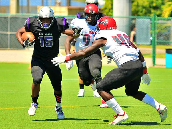 ASA-Miami beats GMC to move on to the big board for the first time ever