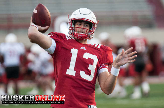 Can Tanner Lee lock up the starting quarterback job with a strong Spring Game showing?