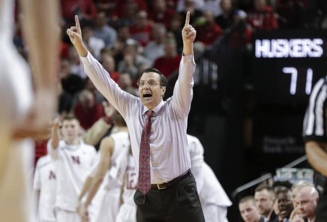Huskers get five seed in NIT