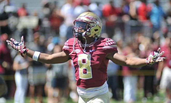 Junior receiver Nyqwan Murray has the most receiving yards of any returning wideout on Florida State's roster.