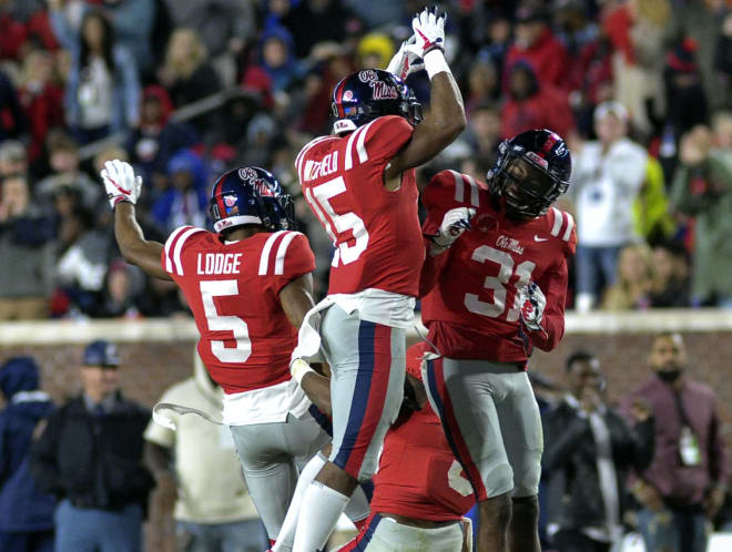 Ole Miss players hoping to finish 2017 on a high note — RGTV