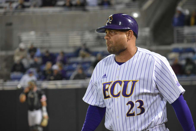 Cliff Godwin and East Carolina announced their new baseball schedule on Monday.