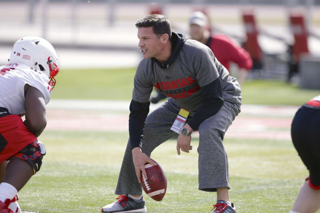 Bob Diaco continues to challenge Nebraska's offense each day in practice with different looks.
