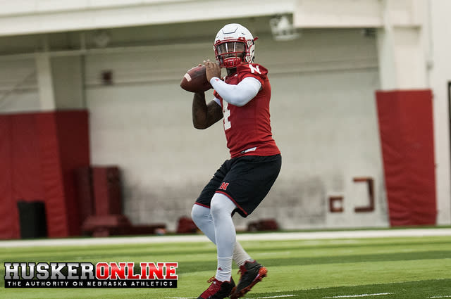 Senior Tommy Armstrong is still the clear No. 1 quarterback, but the competition behind him is starting to get interesting.