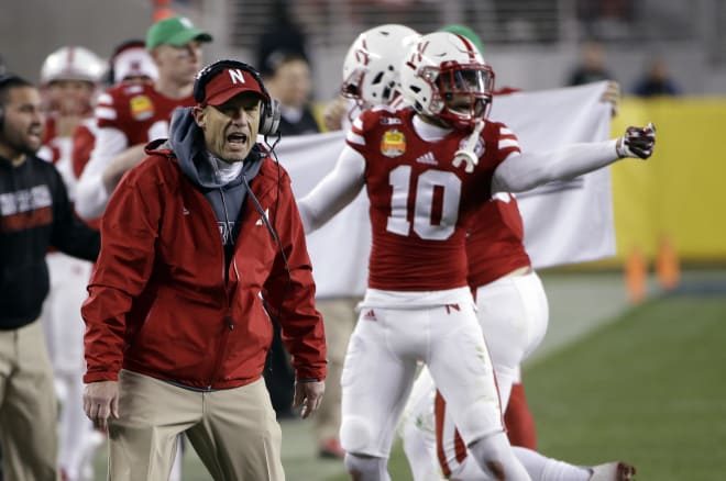 Mike Riley is emphasizing cutting down on turnovers and penalties in spring practice.